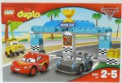 LEGO 10857 Duplo  Piston Cup Race - reduced